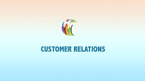 <span>Series 18:</span>CUSTOMER RELATIONS